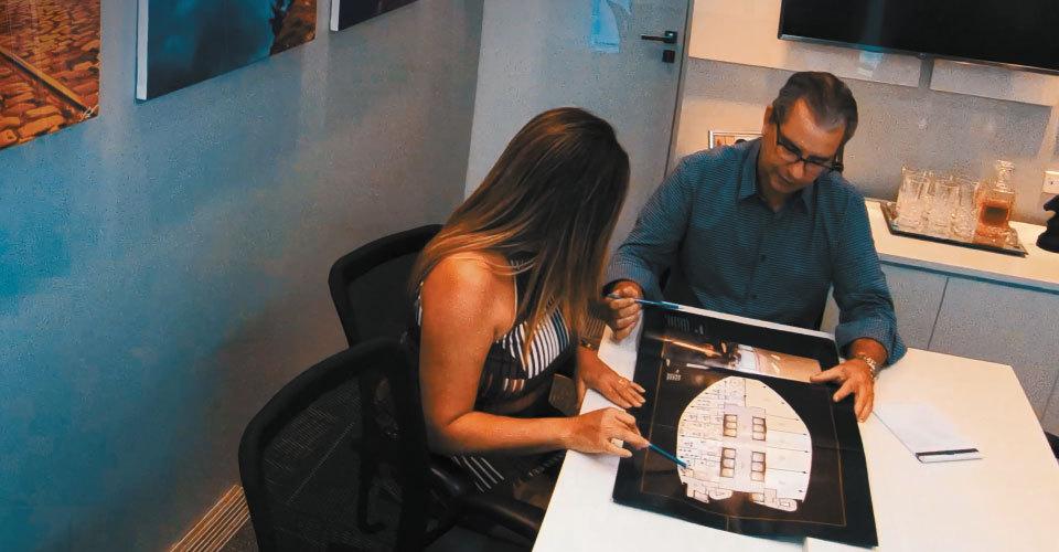 Miguel Eguren como sua consultoria imobiliária