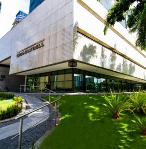SALA COMERCIAL NO EMPRESARIAL GRAHAM BELL NA ILHA DO LEITE