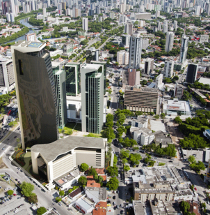 SALA COMERCIAL NO EMPRESARIAL CHARLES DARWIN NA ILHA DO LEITE  50m²